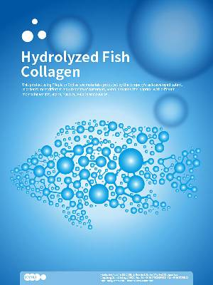 Inventory Of The Four Major Effects of Hydrolyzed Fish Collagen